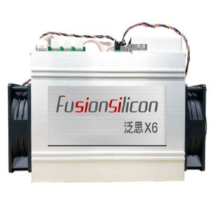Buy ASIC MINER Fusionsilicon X6 860MH/S 1160W online